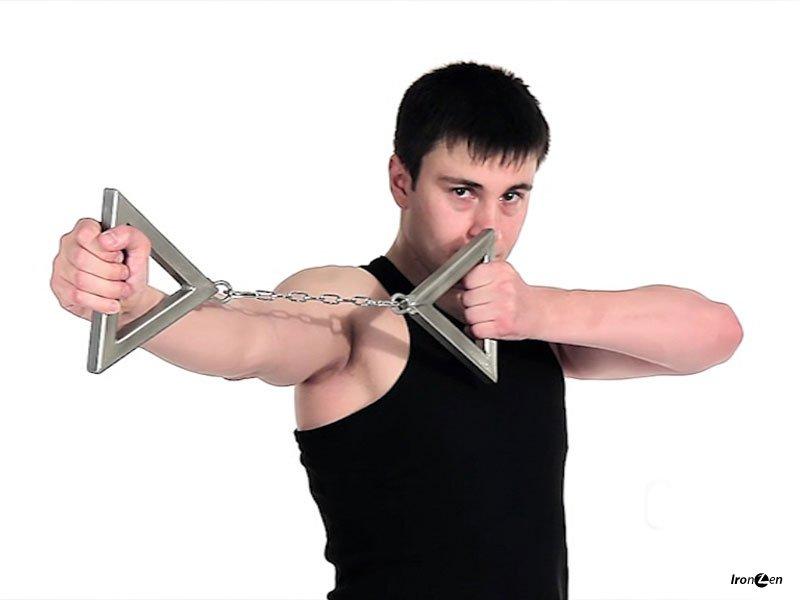 Упражнения Изометрические фото