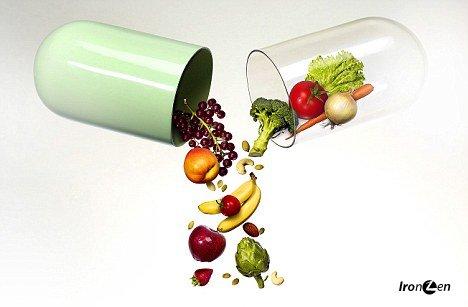 витамины для бодибилдера
